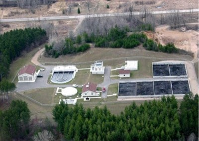 0.4 MGD Wastewater Facility and 1.2 MGD Water System – Wisconsin